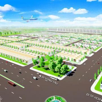 Đất nền dự án Victoria City Long Thành Đồng Nai