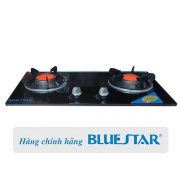 Bếp gas âm hồng ngoại 2 trong 1 Bluestar NG-6730C