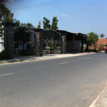 Nhà phố mặt tiền đường Suối Lội - Củ Chi