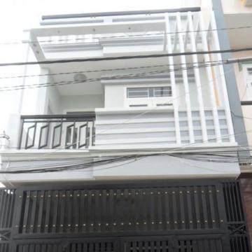 Nhà giá rẻ hẻm 5m đường Âu Cơ quận Tân Bình