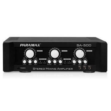 Amply Paramax SA 500, loại amply karaoke sống động, truyền cảm