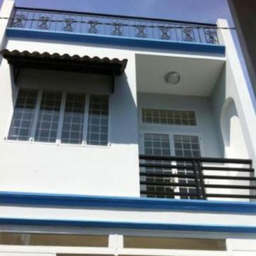 Nhà hẻm 8m đường Thăng Long quận Tân Bình