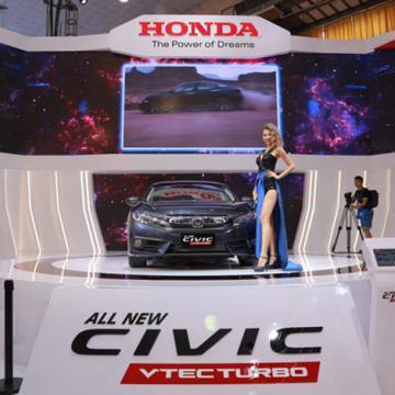 Có gì nổi bật ở Honda Civic thế hệ thứ 10 hoàn toàn mới