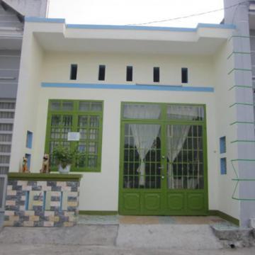 Nhà trệt hẻm 8m đường Lê Văn Sỹ quận Phú Nhuận