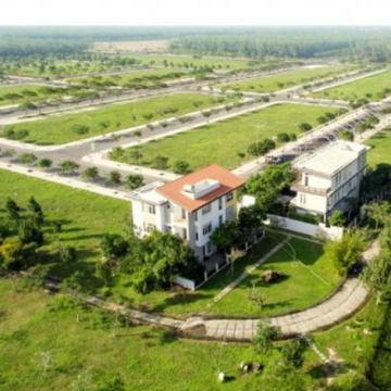 Đất nền mặt tiền gần sân bay Long Thành