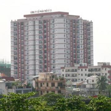 Căn hộ chung cư Thế Kỷ 21 quận Bình Thạnh