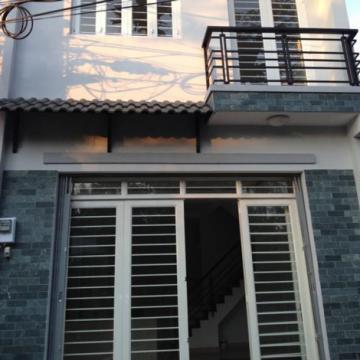 Nhà mặt tiền đường Nguyễn Trung Trực quận Bình Thạnh