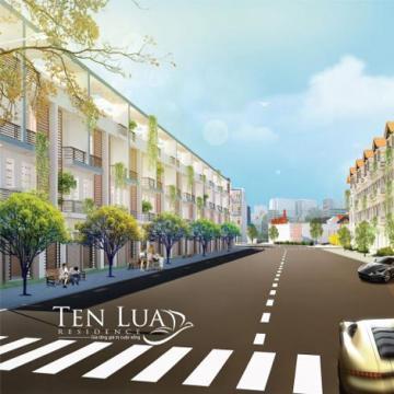 Đất nền trung tâm quận Bình Tân