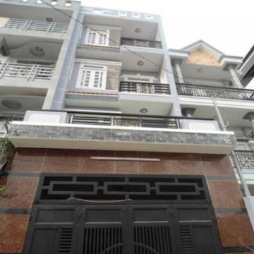 Nhà mặt tiền đường Thép Mới quận Tân Bình