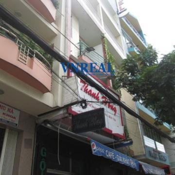 Cho thuê nhà mặt tiền đường Cao Thắng quận 10