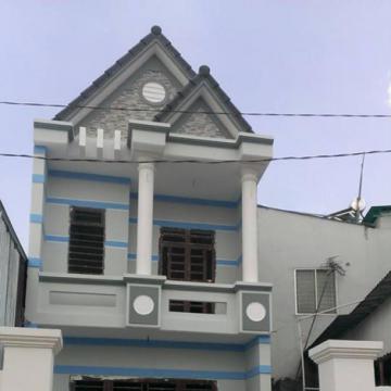 Nhà mới xây 1 trệt 1 lầu Dĩ An Bình Dương