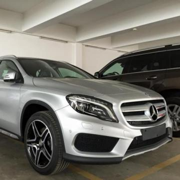 Mercedes-Benz GLA250 xe giao ngay trong tháng