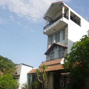 Nhà phố đường số 11 Thảo Điền quận 2