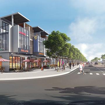 Mở bán giai đoạn 2 nhà phố thương mại Vietpearl City