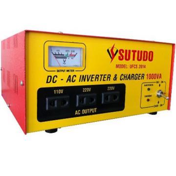 Inverter (đổi điện DC - AC)