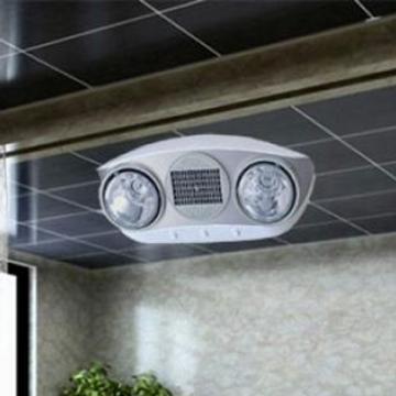 Đèn sưởi nhà tắm 2 bóng Kottmant