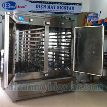 Tủ nấu cơm công nghiệp 20 khay điện BigStar
