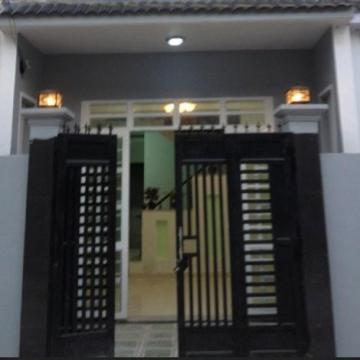 Nhà mặt tiền đường Thích Minh Nguyệt quận Tân Bình
