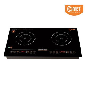 Bếp hồng ngoại đôi Comet CM5579