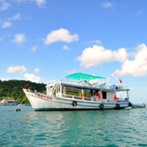 Hà Tiên - Phú Quốc - Thiên đường du lịch nghỉ dưỡng