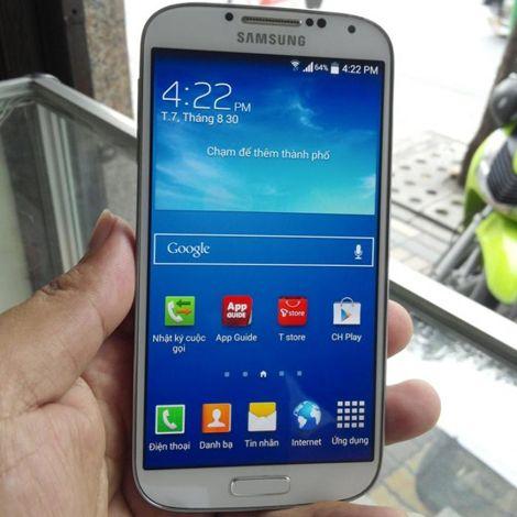 Samsung Galaxy S4 trắng