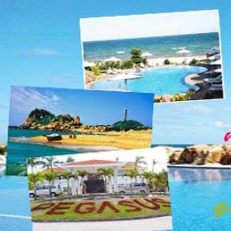 Du lịch Phan Thiết - Resort 4 sao The Pegasus