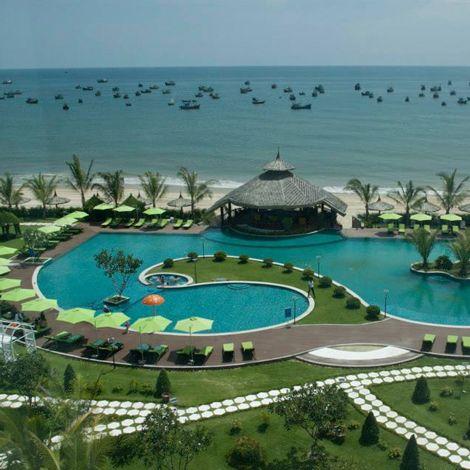 Tour nghỉ dưỡng Phan Thiết - Resort 4 sao