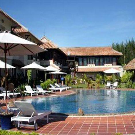Tour Bình Ba - Phan Thiết ở resort 4 sao The Pegasus
