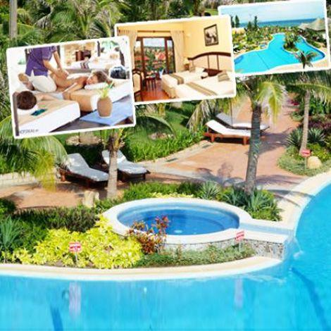 Tour Phan Thiết - Mũi Né nghỉ dưỡng resort Pandanus 4 sao