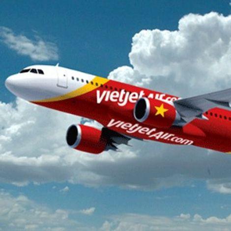 Khuyến mãi tháng 11 cùng Vietjet Air