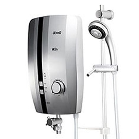 Máy tắm nước nóng Alpha M3EP