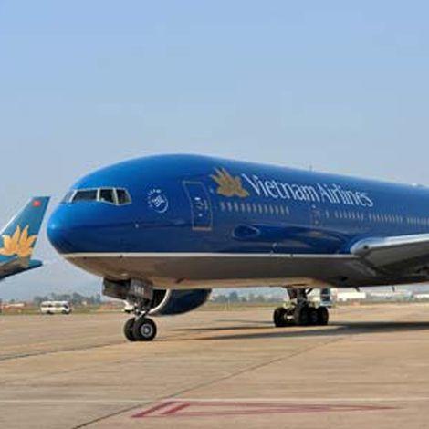 Khoảnh khắc vàng bay cùng Vietnam Airlines