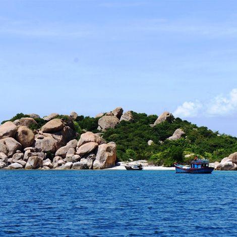 Tour Phú Yên - Đảo Bình Ba