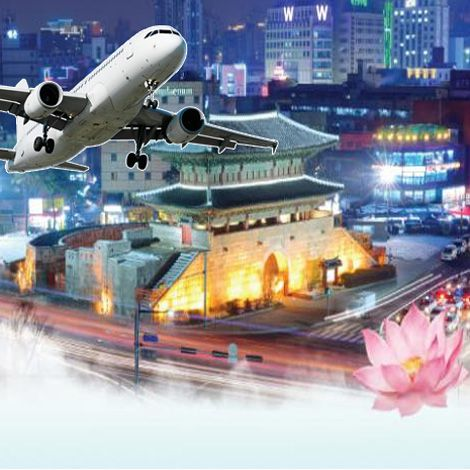 Vé Vietnam Airlines giá khứ hồi đặc biệt đi Đông Bắc Á