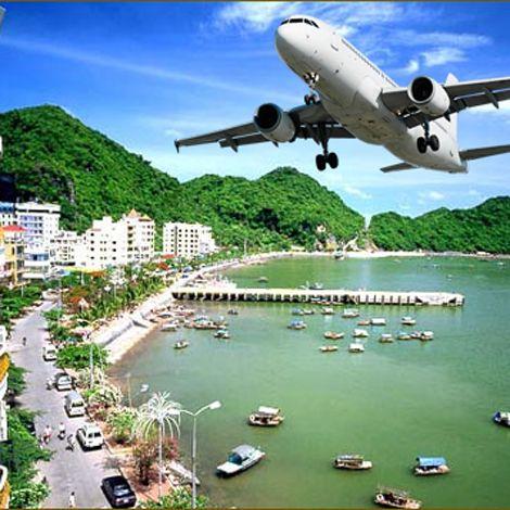 Vé máy bay Sài Gòn đi Hải Phòng giá rẻ