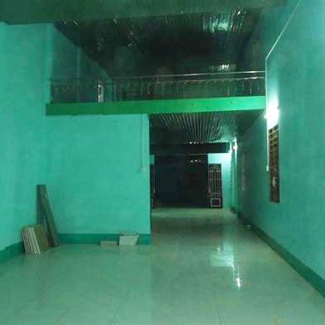 Cho thuê nhà mới xây đường Đặng Thúc Vịnh - Hóc Môn