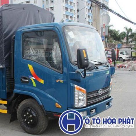 Xe tải Veam trả góp giá rẻ