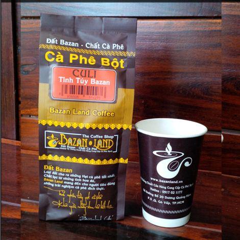 Coffee Culi - Tinh tuý của đất Bazan