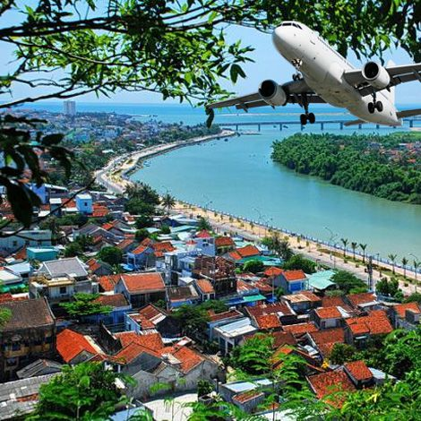 Vé máy bay tết đi Tuy Hòa - Phú Yên giá rẻ