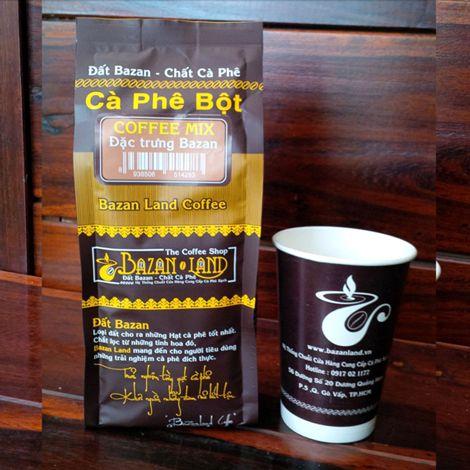 Coffee Mix - Đặc trưng của vùng đất Bazan