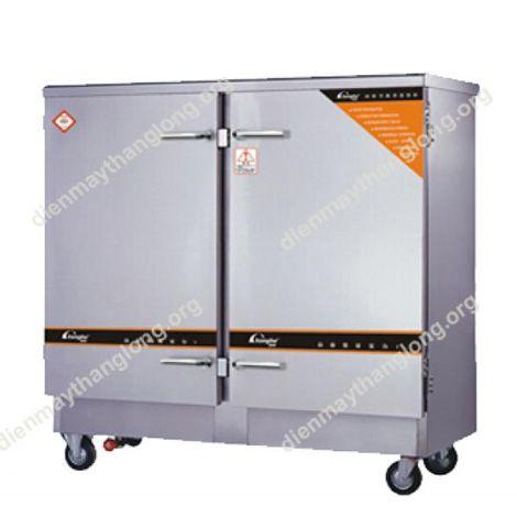 Tủ nấu cơm công nghiệp 24 khay