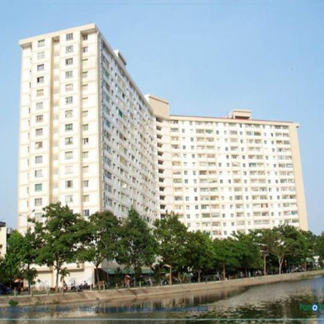 Căn hộ chung cư Miếu Nổi quận Bình Thạnh 2PN