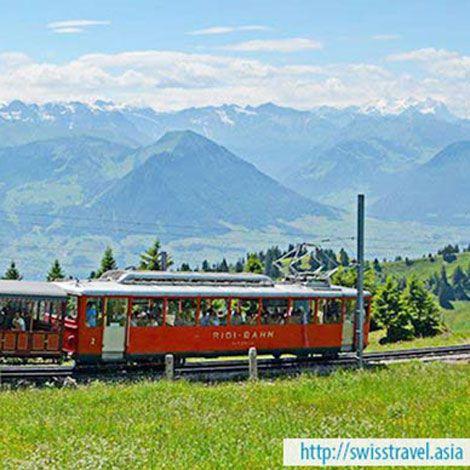 Tour 11 ngày Thụy Sĩ Đan Mạch Na Uy Thụy Điển