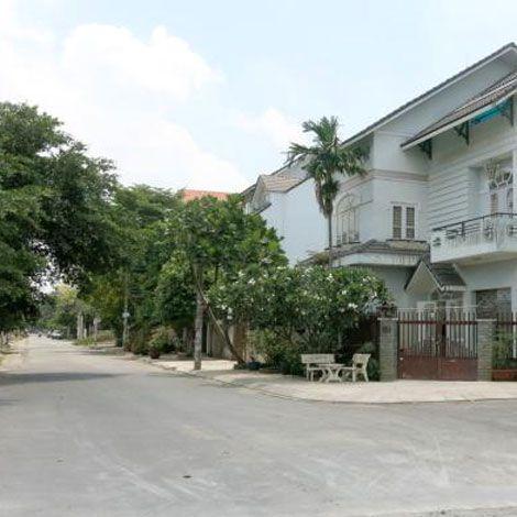 Bella Vista đất nền đô thị Tây Bắc Sài Gòn giá rẻ