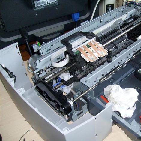 Sửa chữa các loại máy in lấy liền