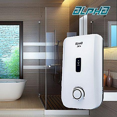 Máy tắm nước nóng Alpha X3E - Thương hiệu Mã Lai