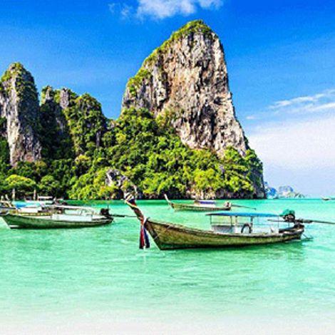 Thiên đường biển đảo Phuket Thái Lan