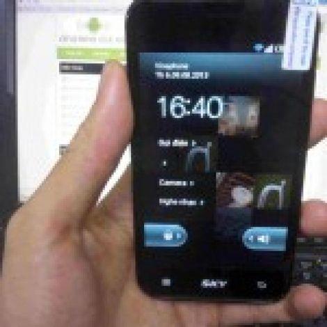 Điện thoại Hàn Quốc Sky A810