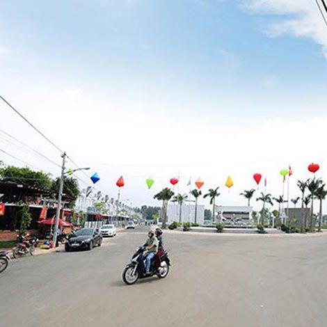 Khu đô thị Cát Tường Phú Sinh hút hàng đầu năm 2017