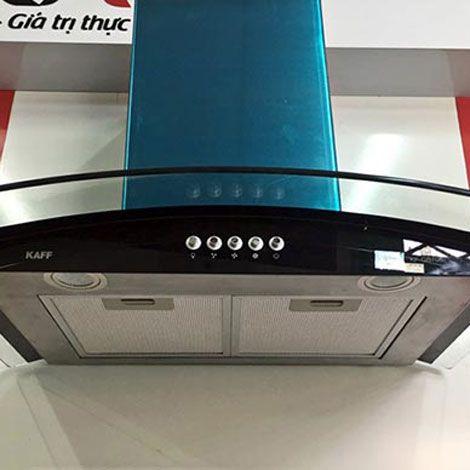 Máy hút mùi bếp kính cong KAFF KF-GB706